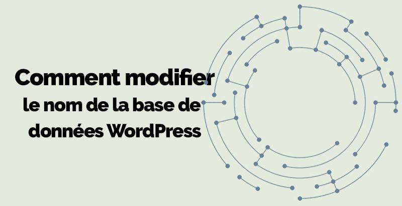 cara mengubah data base nama wordpress 1