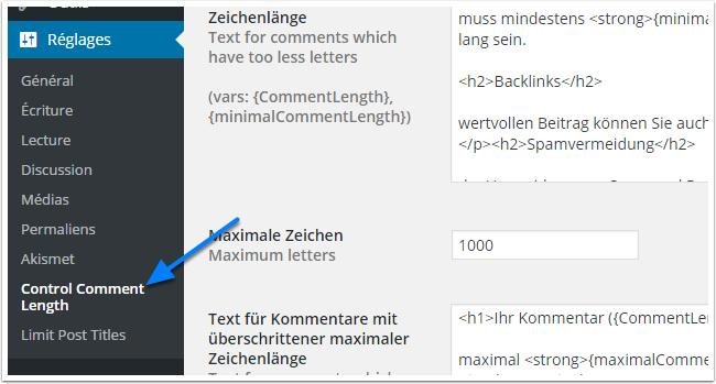 control-comment-length-installation