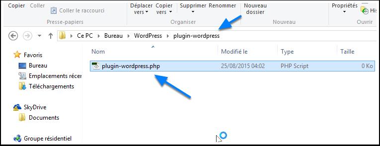 wordpress plugin-gambar