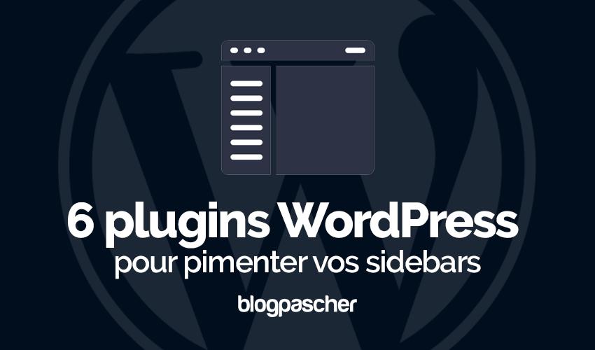 Plugin Wordpress Pimenter Sidebars Widgets