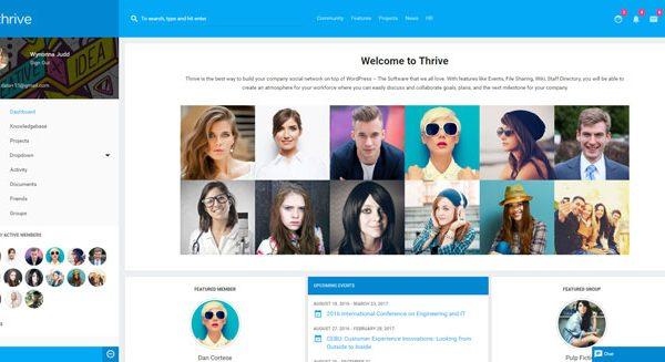 comment-creer-site-communautaire-reseau-social-wordpress-thrive-prix