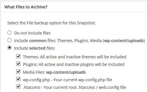 snapshot-files
