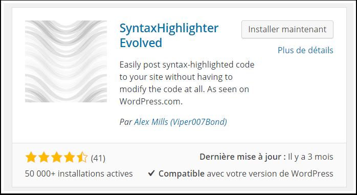 syntaxhightlighter-plugin