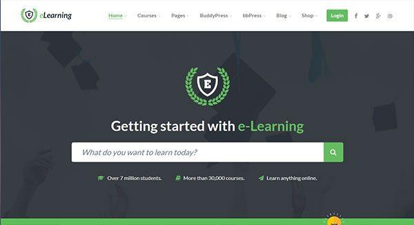 crear-sistema de e-learning-wordpress-theme-creación de sitio internet-educativo-académico-pedagógico