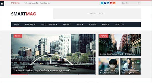 wordpress-theme-criar-blog-site-revista-jornal-em-linha-webzine