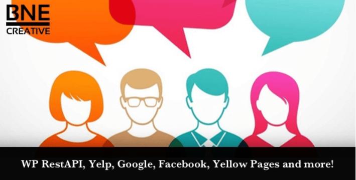 Bne testimonials pro wordpress testimonianze e recensioni