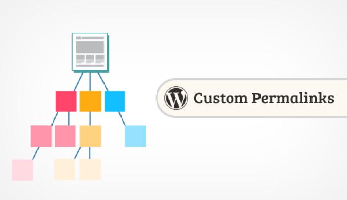 comment créer des Permaliens personnalisés sur WordPress custom permalinks