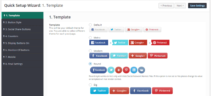 fácil-social-share-botão-primeiro-estágio-to-setup