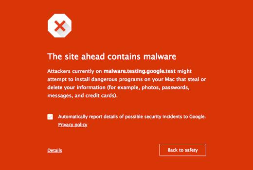 malwarewarning