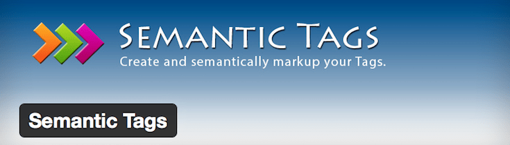 Semantic-Tags