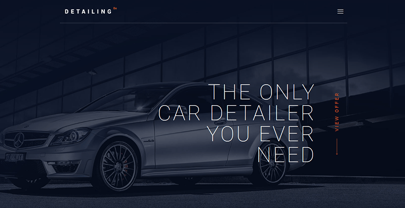 Betheme wordpress theme automobile