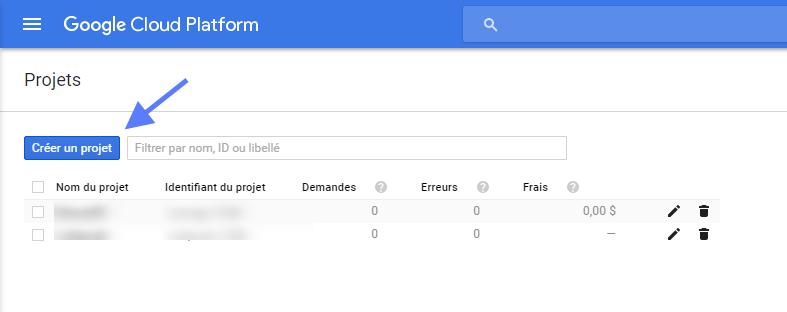 Création-dun-projet-Google-Cloud