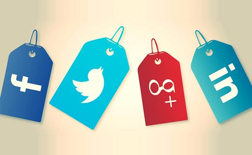 Partage social WordPress