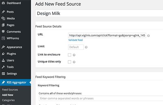 сор-агрегатор-плагин к Create-A-Autoblog