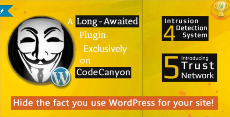 Hide my wp amazing security plugin wordpress