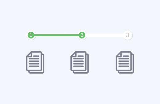 Wp plugin pour formulaire multipage