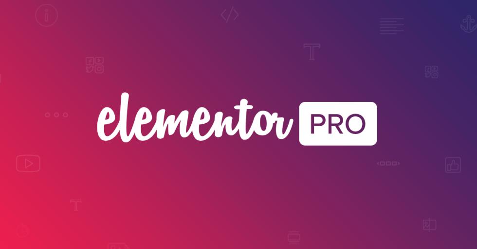 créer une mise en page avec Elementor