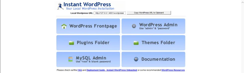 Hiçbir şey WordPrss pano