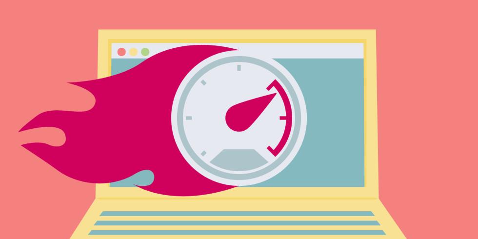 armazenamento e velocidade no WordPress