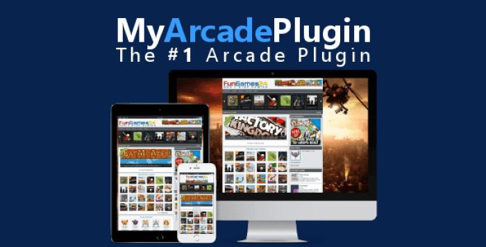 MyArcadePlugin Starter