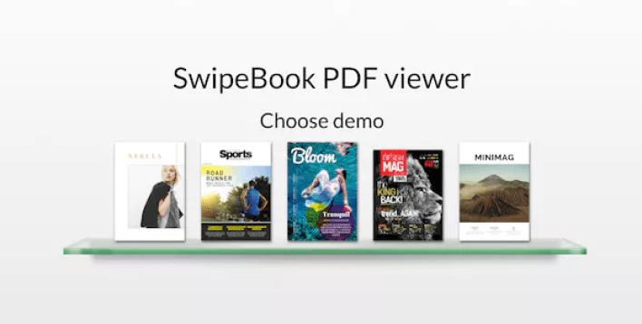 Lecteur PDF Plugin WordPress Swipebook