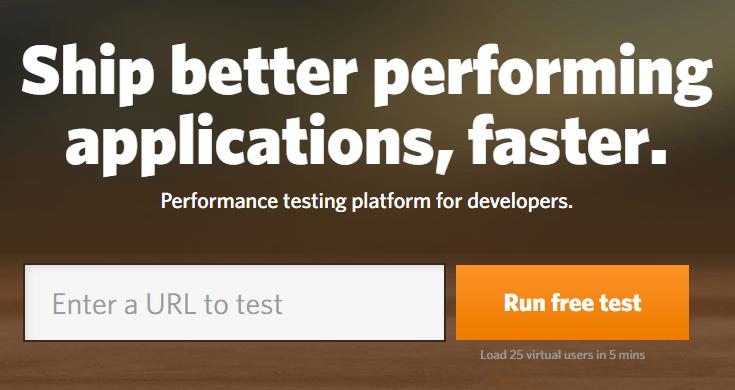 load-impact outil de test de performance d'un site web