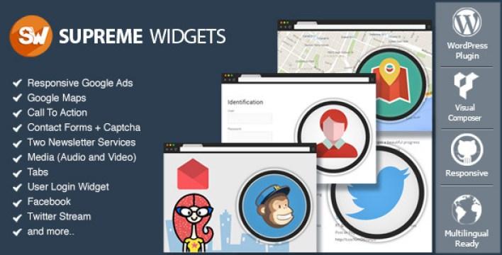Supreme Widgets
