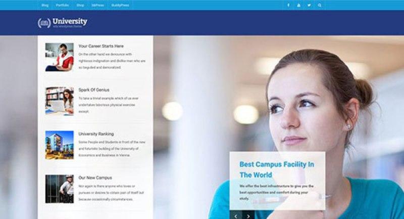 University-10-themes-wordpress-e-learning-blogpascher
