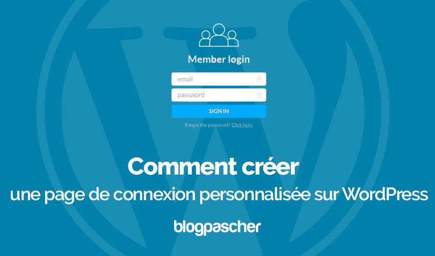 사용자 정의 Wordpress 로그인 페이지를 만드는 방법 1
