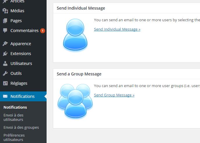 Wie eine E-Mail an alle registrierten Benutzer von Wordpress senden ...