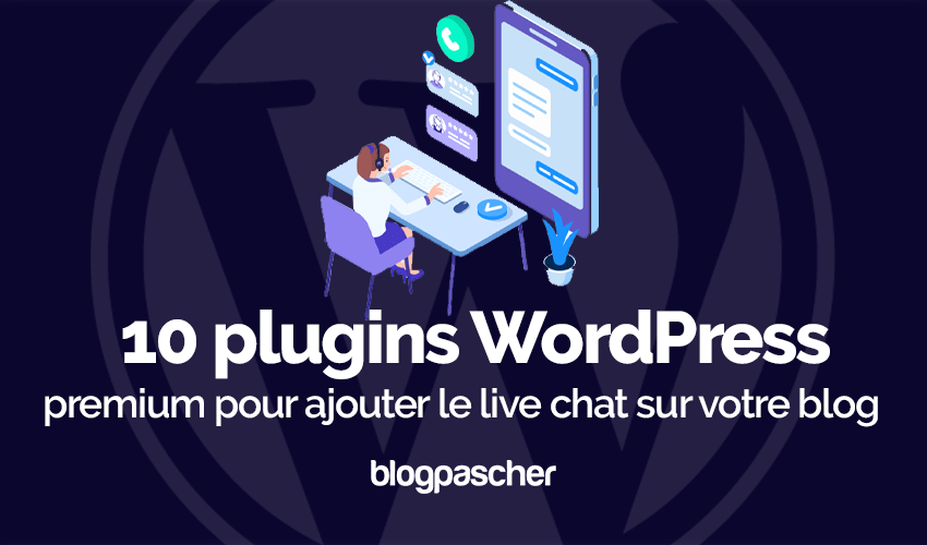 Plugin per Wordpress Aggiungi blog di chat dal vivo