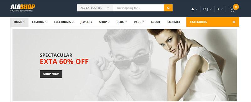 alo-shop-themes-wordpress-pour-vendre-habits-blogpascher