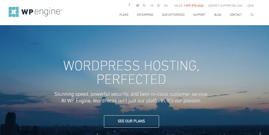 wpegine-hebergement-wordpress