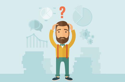 confusion tutoriel WordPress