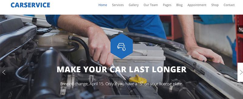 para Serviços-temas-wordpress-site-internet-garagem mecânico