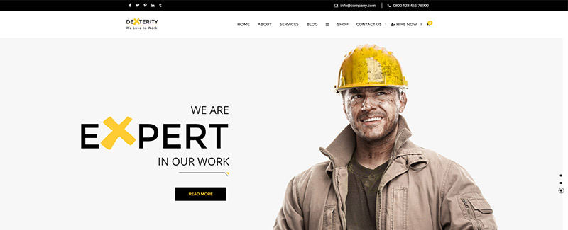 dexterity-themes-wordpress-entreprise-plombier-renovation