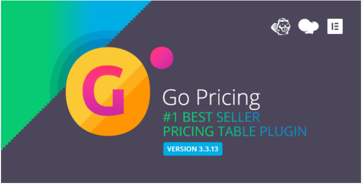 Go pricing wordpress responsive pricing tables