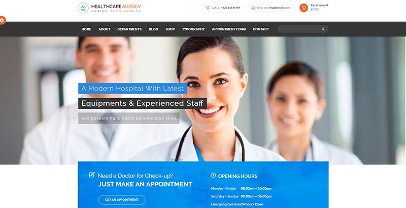 cuidado de la salud-agencia