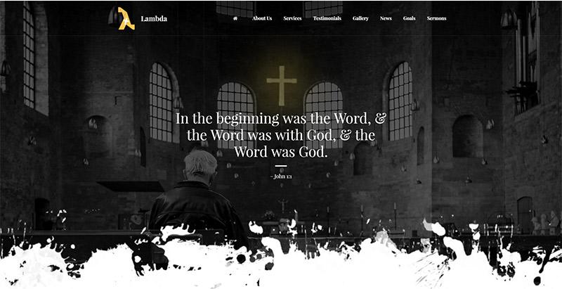 meilleurs thèmes WordPress - lambda