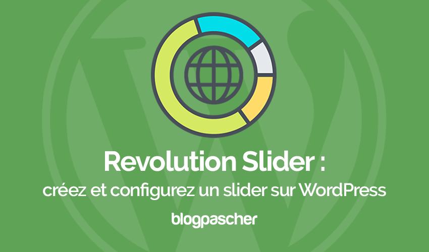Revolution Slider Créez Configurez Slider Wordpress