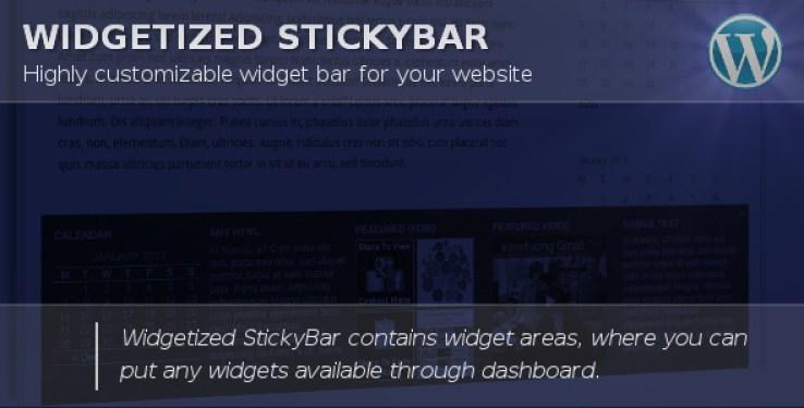 widget-bar-for-wordpress