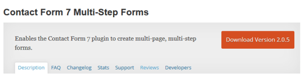 contact-form-7-multi-step-forms