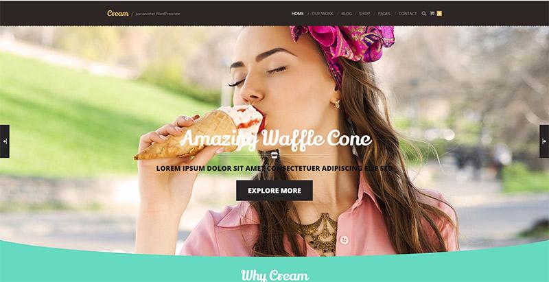 cream-10-themes-wordpress-creer-un-site-web-ecommerce