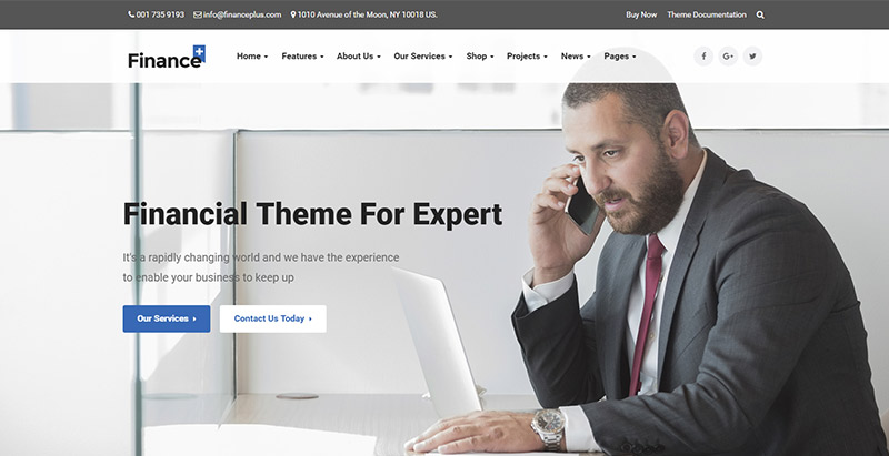 financeplus-Themen-Wordpress-create-Site-Internet-Business-Versicherungsagentur