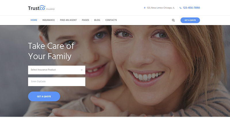 insurance-2-themes-wordpress-creer-site-internet-entreprise-assurance-agence