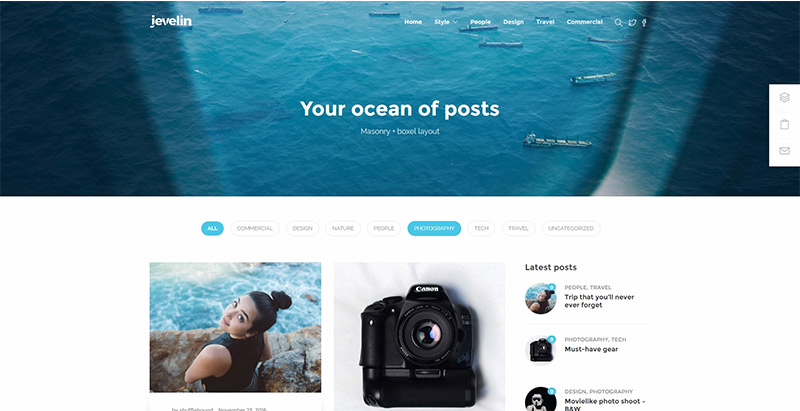 jevelin10-themes-wordpress-entierement-personnalisables-polyvalents