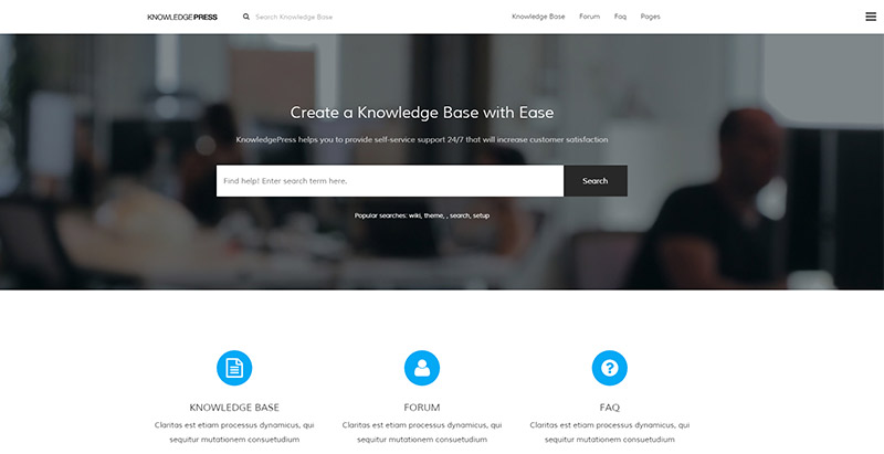 knowledge-base-themes-wordpress-creer-site-wiki-support-base-connaissance-faq-1