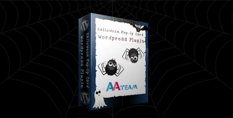 meilleurs plugins WordPress d'Halloween - halloween-popupcard-plugin-wordpress-pour-autres