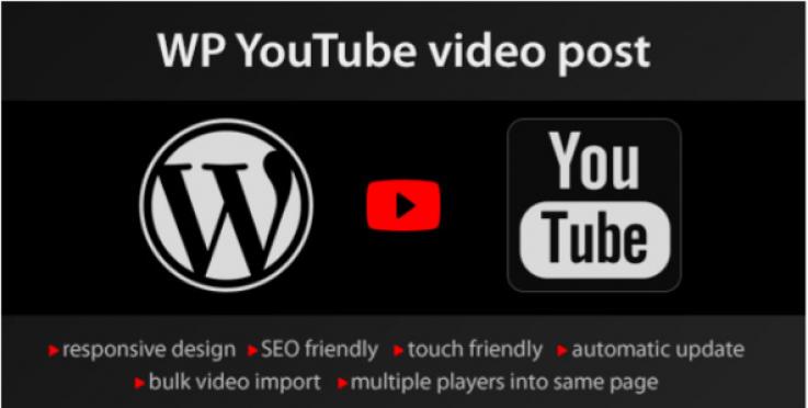 importatore plugin wordpress esportare dati importazione video YouTube e1536397823508