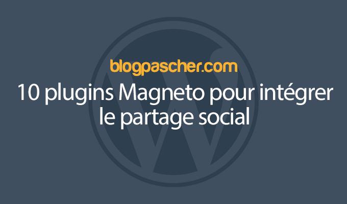 10 Plugins Magento Pour Intégrer Le Partage Social